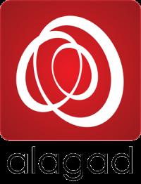 Alagad Logo Small Vertical