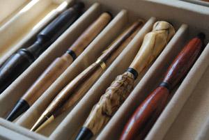 Chris Peterson's Pens