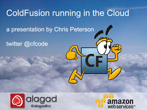 Running CF in the Cloud